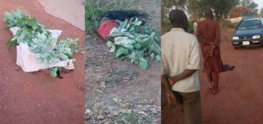 Bandits Kill 8 People