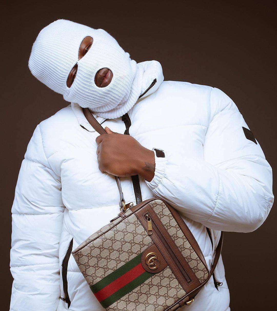 Ghanaian Rapper Medikal