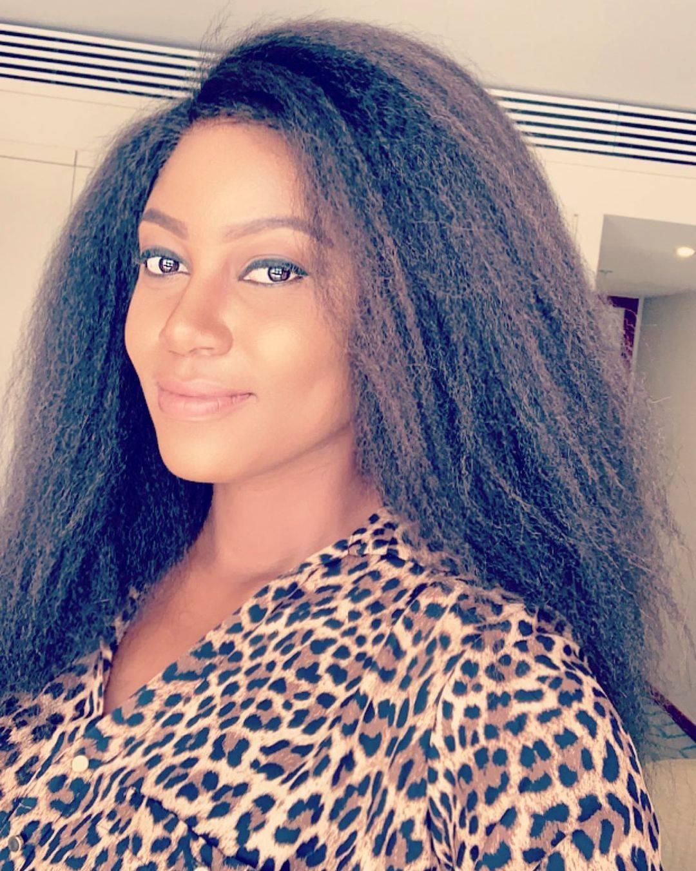 Ghanaian Actress Yvonne Nelson