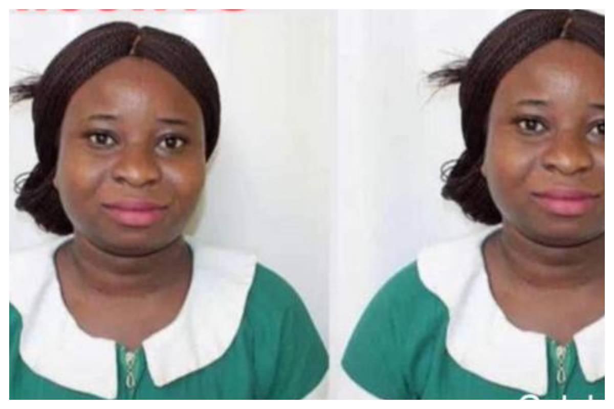 Ghanaian nurse has gone missing