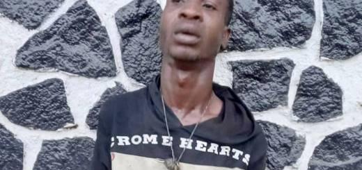 Rasheed IsiakaA Wanted Criminal