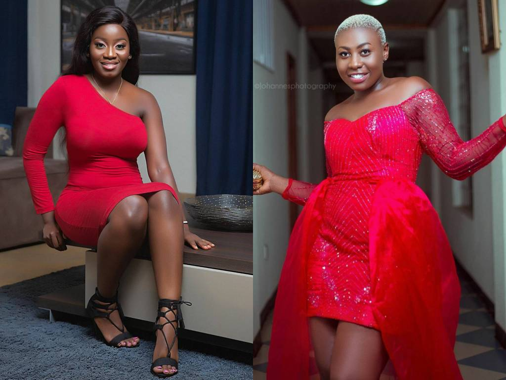 Famous info-educative series, Yolo actresses Etty Bedi and Christabel Amoabin