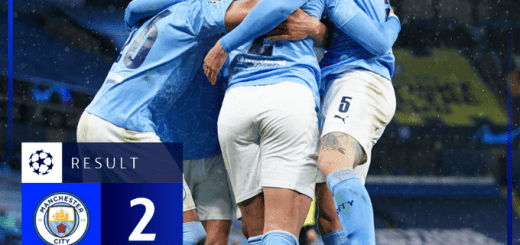 Man City have reached their first ever UEFA Champions League final