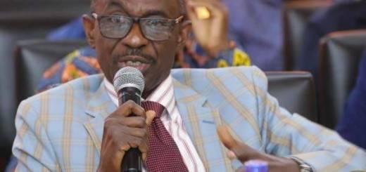 Mr. John Asiedu Nketiah