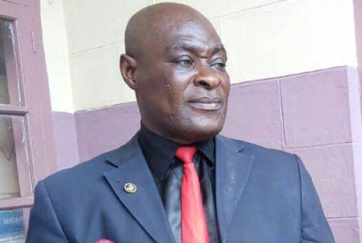 NADMO Ashanti Regional Director Kwabena Nsenkyire