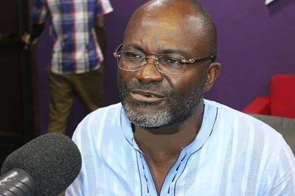 Assin Central Lawmaker Kennedy Agyapong