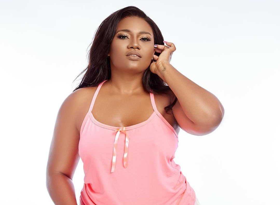 Body positivity advocate Abena Korkor