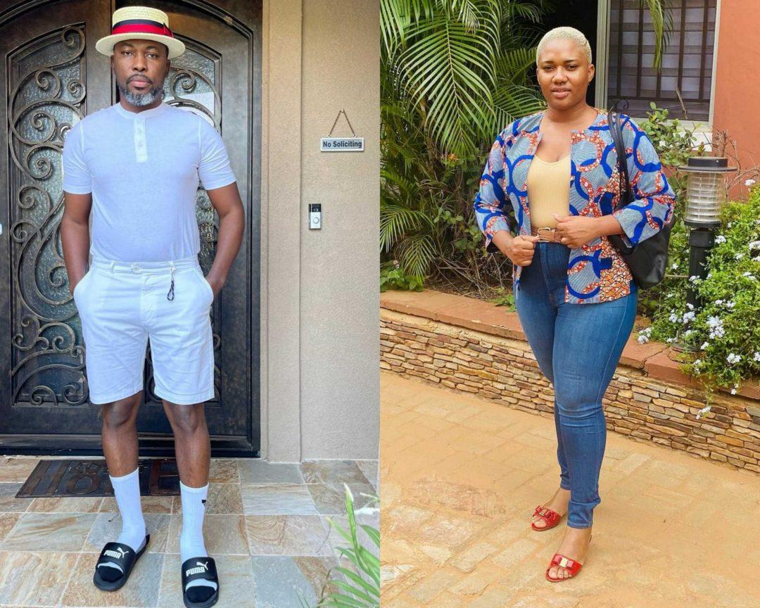 Abena Korkor and Kwame A-Plus