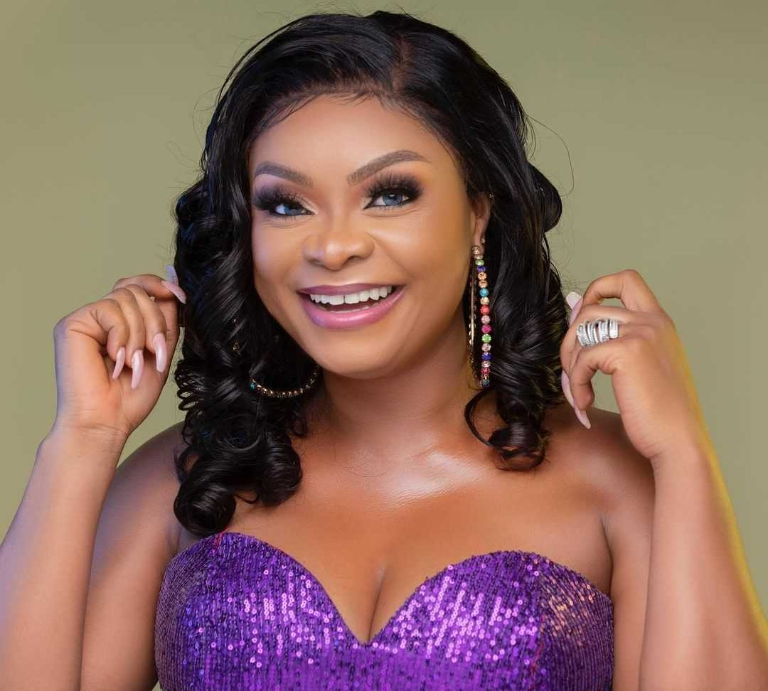 Ghanaian actress, Beverly Afaglo
