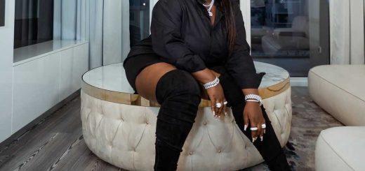 Maame Serwaa a Ghanaian Kumawood actress