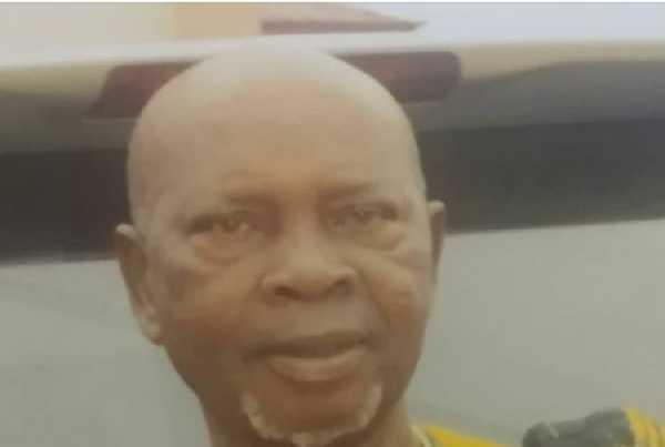 The late Kumawood veteran King Aboagye Brenya