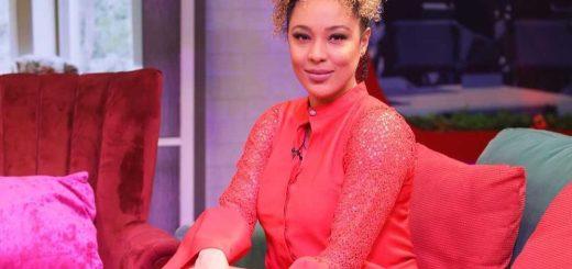 Ghanaian actress Nikki Samonas