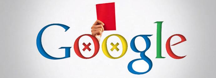 Penalizaciones de Google y cómo no caer en ellas