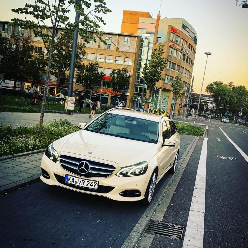 Taxi Karlsruhe