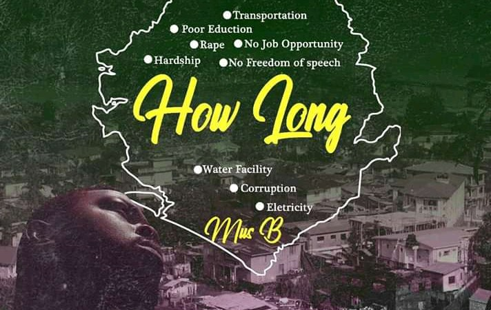 [Music + Lyric] Mus-B – How Long