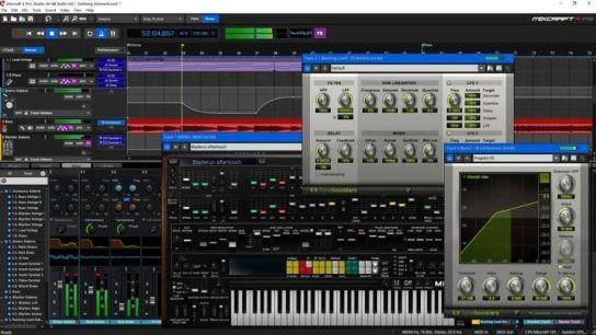 Mixcraft 9 Crack Pro Studio