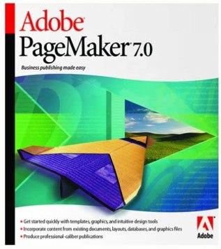 Adobe PageMaker Crack