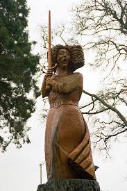 """""""Sgathach""""jefa de las Amazonas de Skye"""