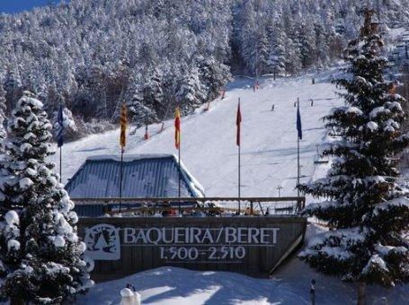 Esquiar en Vall de Arán Lleida – Hotel + Forfait Baqueira Beret