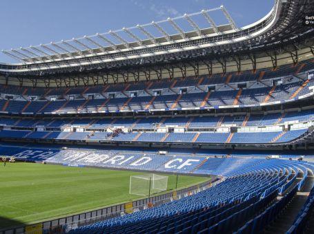 Tickets para la excursión al Bernabéu