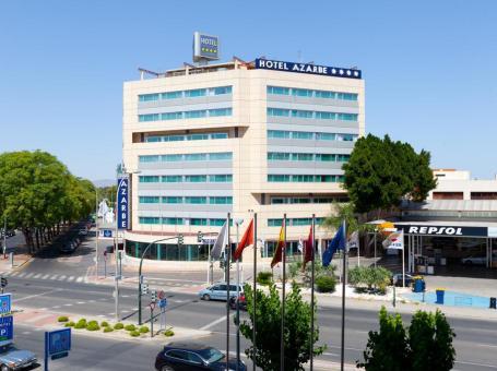 Hotel Azarbe****