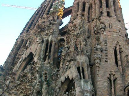 Entrada Sagrada Familia sin colas