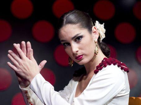 Espectáculo de flamenco en Los Tarantos de Barcelona