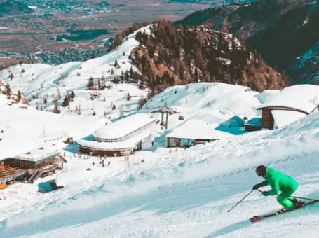 Alquiler de esquí en Formigal
