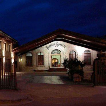 Visita a Bodegas Riojanas con degustación de vino