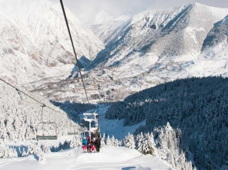 Forfait Estación de esquí de Cerler
