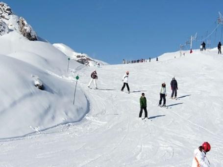 Forfait en la Estación de esquí de Candanchú