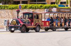 Tren turístico de Tarragona