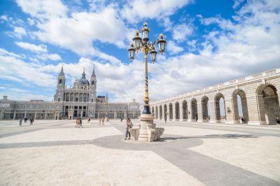 Madrid: tour por el Palacio Real sin colas