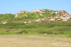 La maison du corps de garde de la Pointe de Primel