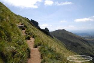Vue du Puy du Sancy , Mont Dore