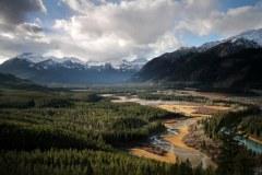 Alberta's Bow Valley, Canada, Brendan Bell