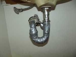 Duct drain repair