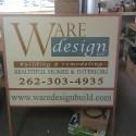 WareFramedSign