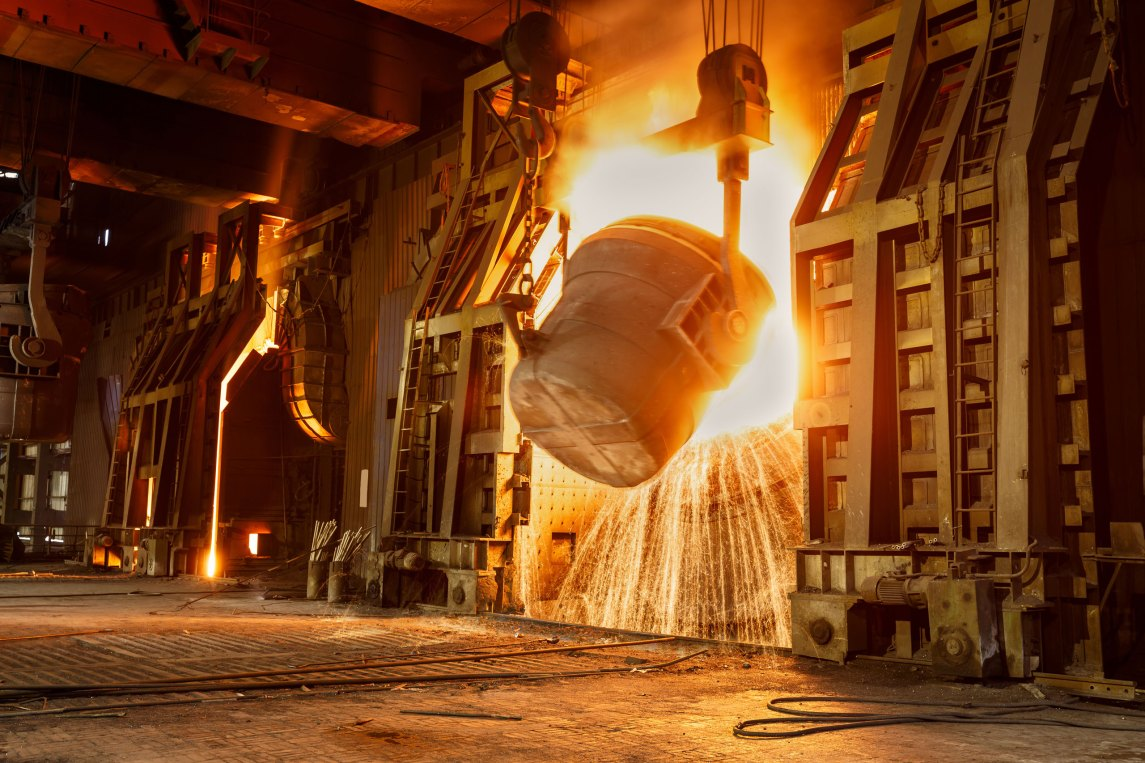steel industry recruiting