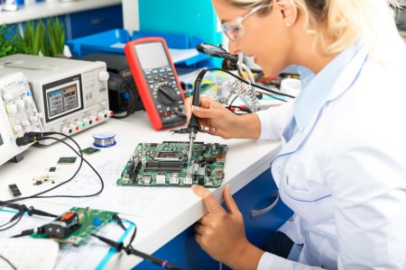 Electronics manufacturing recruiting