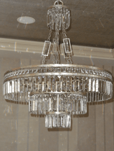 Crystal Chandelier Cleaning