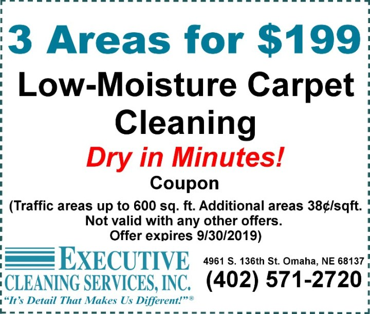 Executive Cleaning Services Inc Omaha Ne