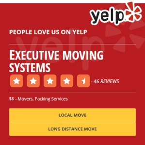 Executive Moving Systems Yelp