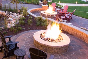 Executive Outdoor Living - Fire Features on Executive Outdoor Living id=31623
