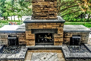 Executive Outdoor Living - Fire Features on Executive Outdoor Living id=83884