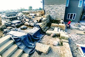 Executive Outdoor Living - Retaining Walls on Executive Outdoor Living id=31101