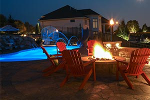 Executive Outdoor Living - In-Ground Pools on Executive Outdoor Living id=59404