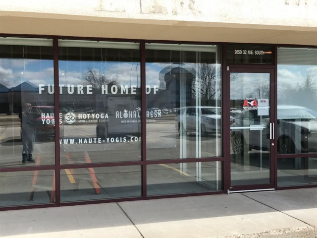 Haute Yogis Hot Yoga Barre & Spin Studio - Commercial Studio Remodel