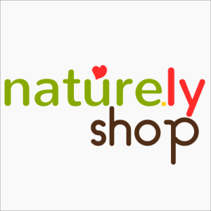 naturely shop logo