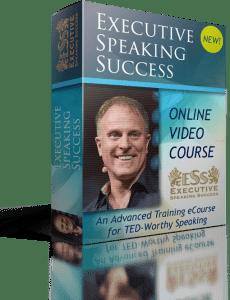 Course Jogn Bates- Executive Speaking Success